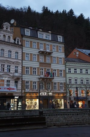 Photo of Ostende Spa Hotel Karlovy Vary