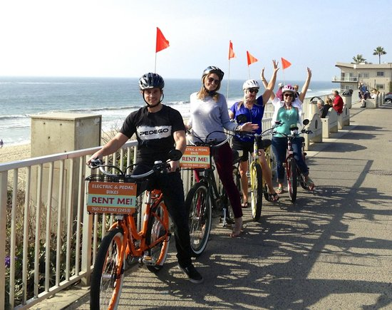 Pedego Carlsbad - Private Tours