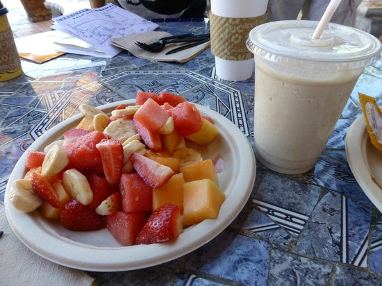 Nature S Health Food Cafe Palm Springs Ca