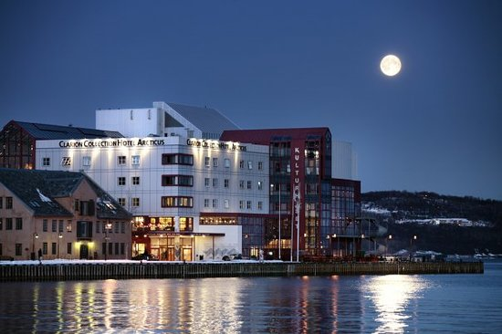 Photo of Clarion Collection Hotel Arcticus Harstad