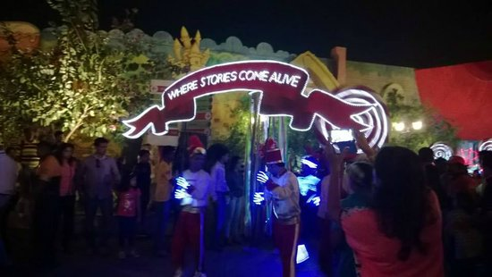 Images of Adlabs Imagica - Attraction Pictures