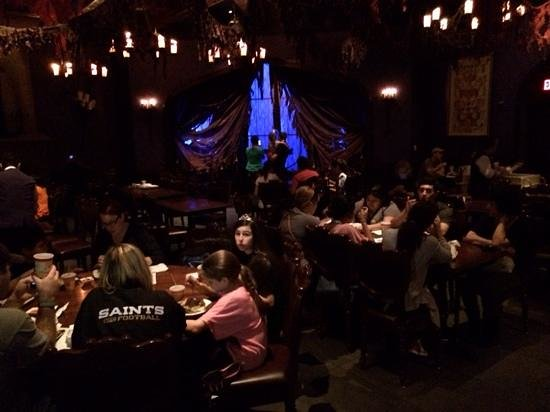 the rose dining room very dark picture of be our guest orlando