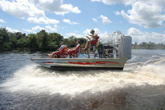 Peace River Fl Boat Tours