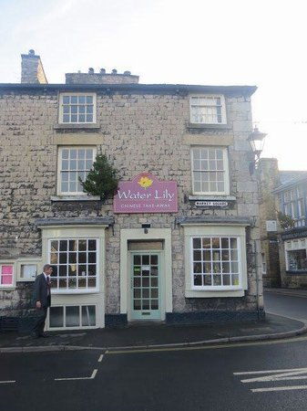 Kirkby Lonsdale, UK: Water lily chinese takeaway