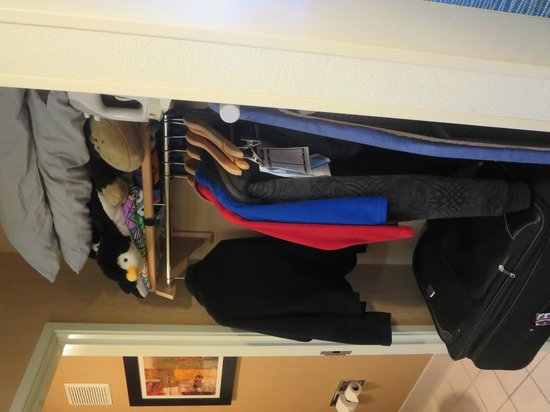 Closet picture of fairfield inn st george st george for California closets utah