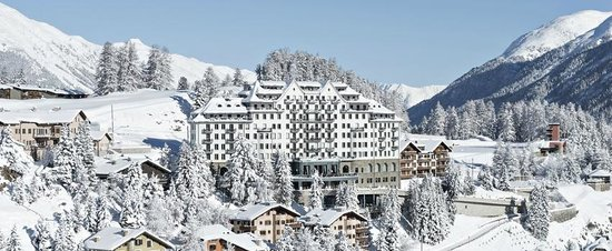 Photo of Carlton Hotel St. Moritz