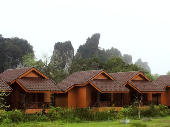 Khaosok Rainforest Resort