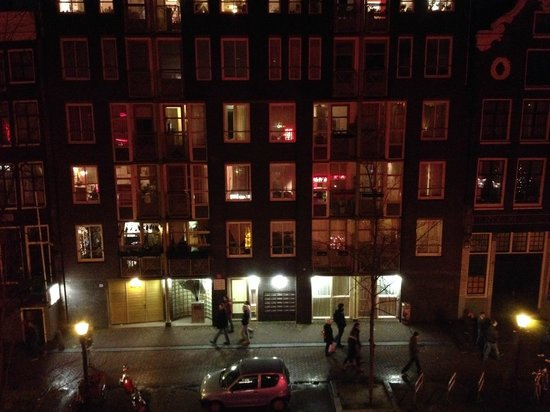 Hotel 83 Amsterdam: Red District