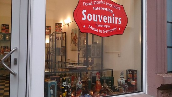 InterestingSouvenirs made in Germany
