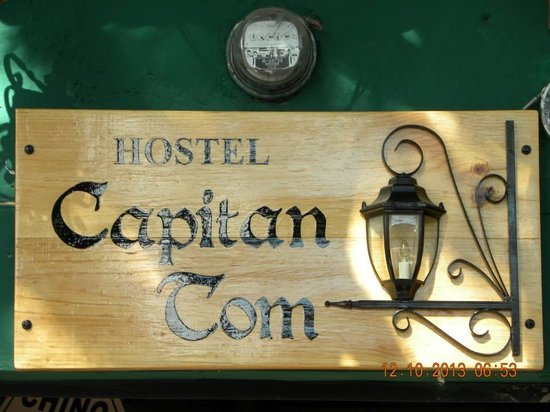 Hostel Capitan Tom
