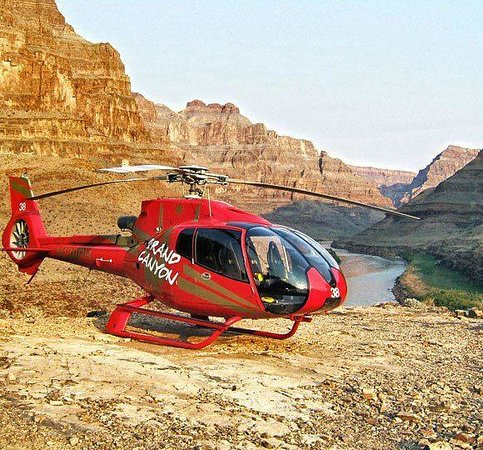 Grand Canyon Helicopters  Las Vegas