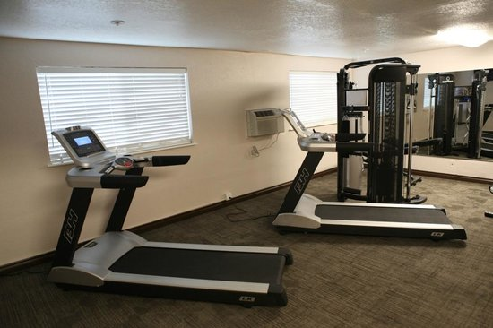 Clarion Hotel: Fitness Room