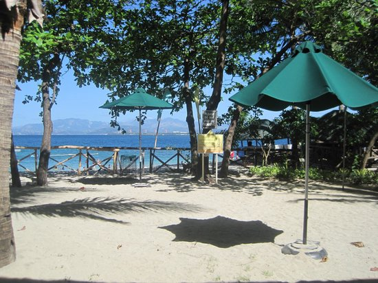 Parking Picture Of Camayan Beach Resort And Hotel Subic Bay Freeport Zone Tripadvisor