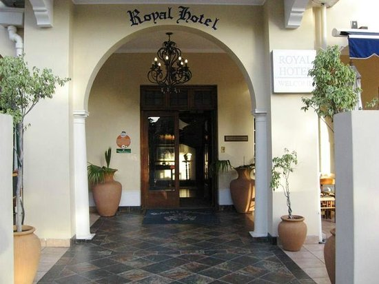 Royal Hotel Knysna