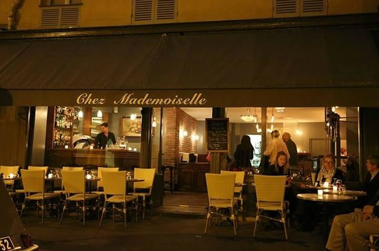 Chez mademoiselle paris restaurant reviews phone number photos tr - Mademoiselle a paris ...