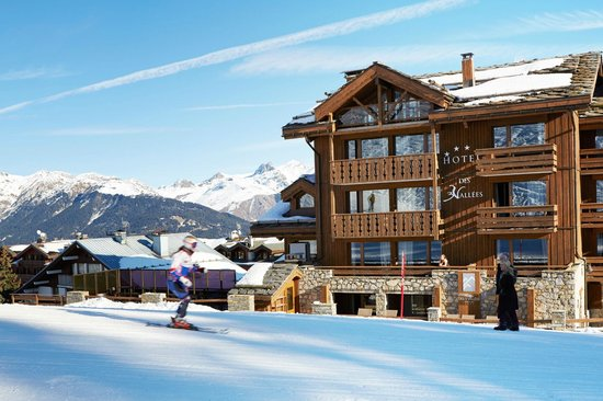 Photo of Hotel des Trois Vallees Courchevel