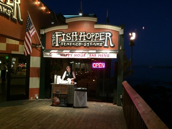 The fish hopper at night picture of fish hopper for The fish hopper