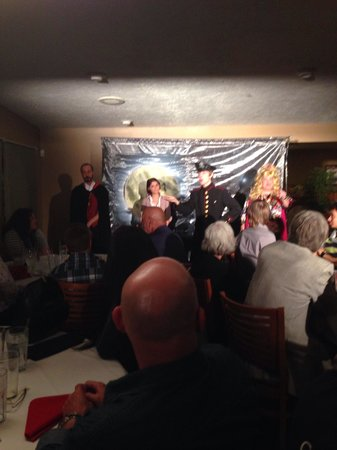 Mystery Mansion Dinner Theater
