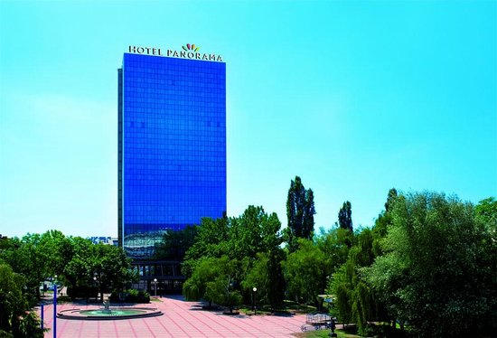 Nice hotel outside of city center review of panorama for Hotels zagreb