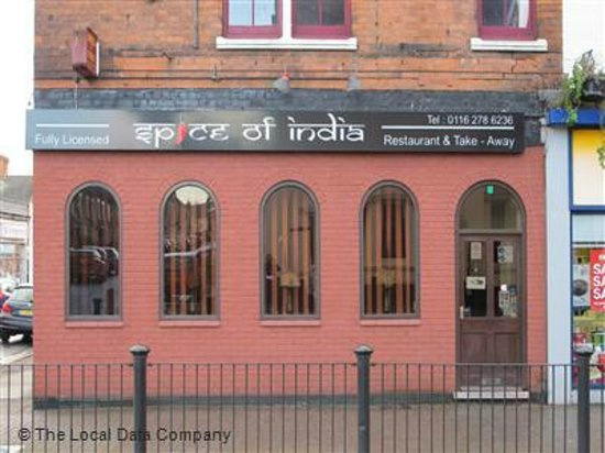 Amazing food review of the spice of india wigston for Cuisine of india wigston