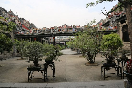 Chen Family Temple - Guangdong Folk Art Museum
