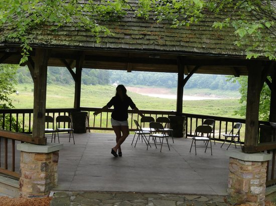 Dancing In The Gazebo Is A Must Picture Of Mountain
