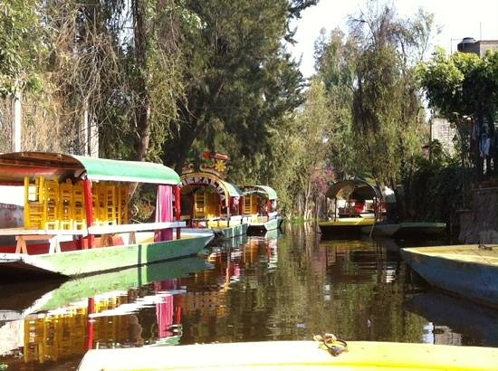 Xochimilco Boats Picture Of Floating Gardens Of Xochimilco Mexico City Tripadvisor
