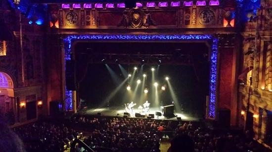 Dave Matthews And Tim Reynolds At The Saenger Theatre New Orleans Picture Of Saenger Theatre