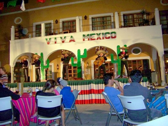 Mexican Night Marchi Band