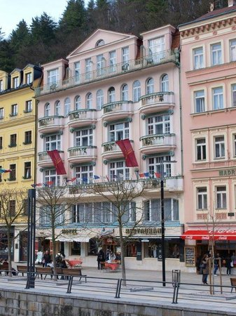 Photo of EA Hotel Jessenius Karlovy Vary