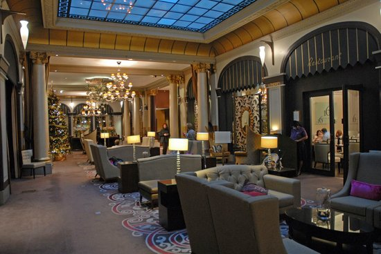Lounge    Parlour - Picture Of Paris Marriott Opera Ambassador Hotel  Paris