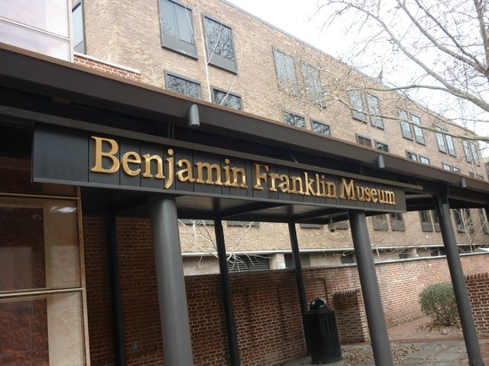 Benjamin Franklin Museum Philadelphia Pa Address