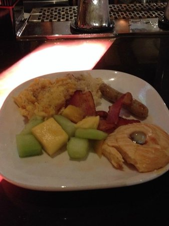 My initial first serving of brunch picture of crave for Restaurants that serve brunch