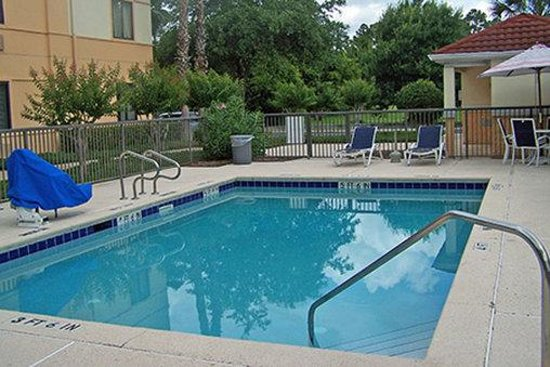Swimming Pool Picture Of Extended Stay America Daytona Beach International Speedway