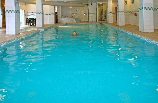 Swimming Pool Picture Of Holiday Inn Corby Corby Tripadvisor