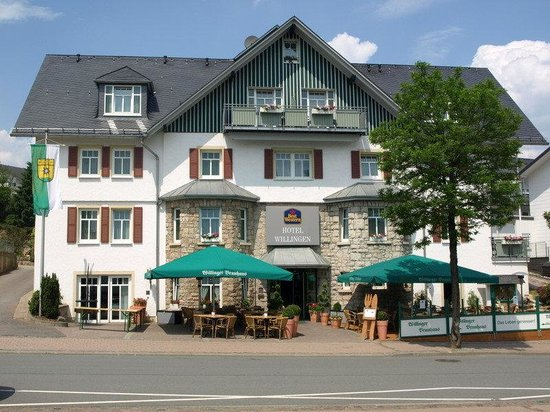 ‪BEST WESTERN PLUS Hotel Willingen‬