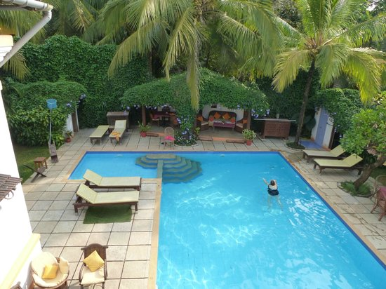 Pool picture of divar island guest house retreat divar island tripadvisor for Guest house in goa with swimming pool
