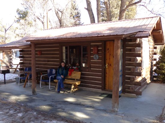 Great place expecially for kids review of vista court for Buena vista co cabins rentals