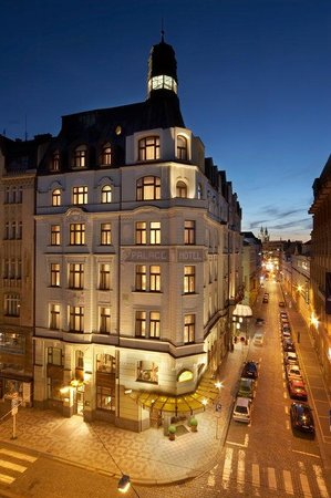 Photo of Art Nouveau Palace Hotel Prague