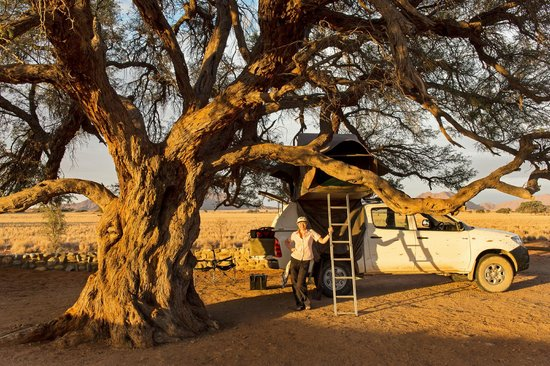 Namibia Wildlife Resorts Sesriem Campsite