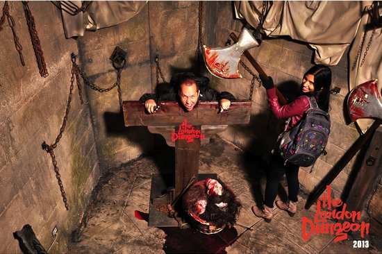 London Dungeon Picture Of The London Dungeon London