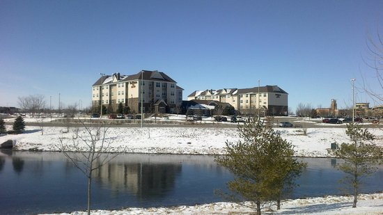 Residence Inn Des Moines West: View while you take a walk