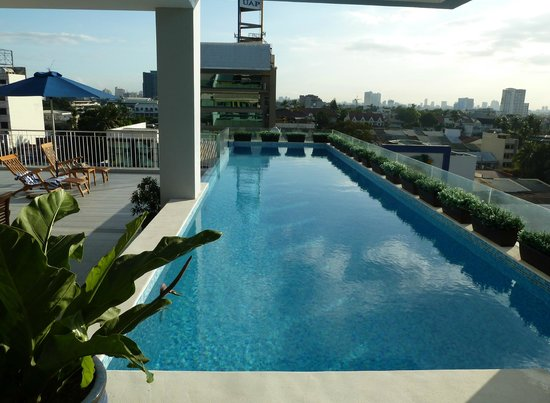 Pool Picture Of Luxent Hotel Quezon City Tripadvisor