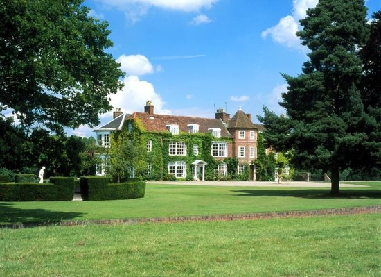 Hotels Near Hagley Hall