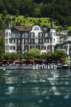 Photo of SeeHotel Gotthard Weggis