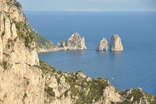 Isle of capri review of private tours of capri day for Isle of capri tours