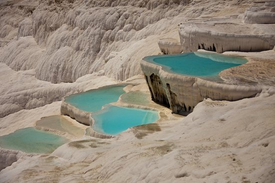 img - Picture of Pamukkale Thermal Pools, Pamukkale ...