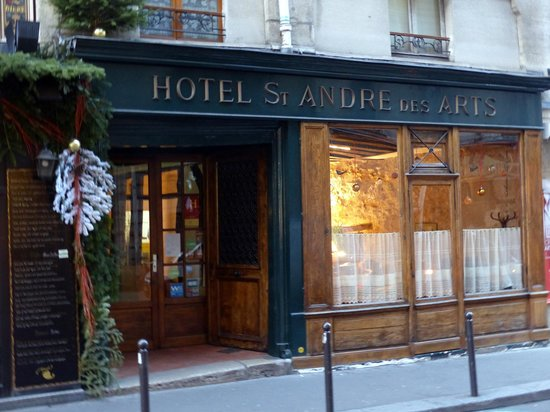 Hotel St Andre Des Arts Picture Of Hotel St Andre Des