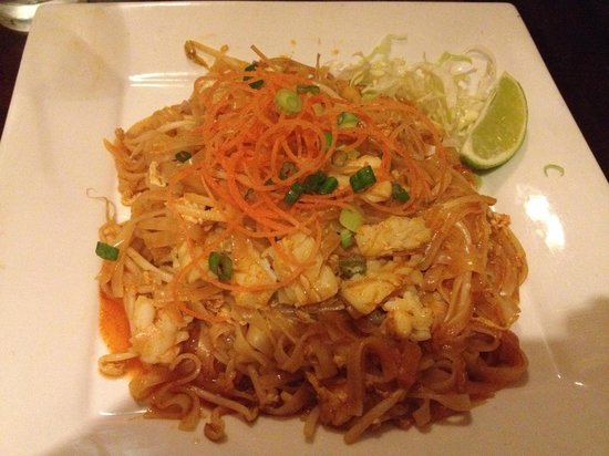Pad thai for At siam thai cuisine orlando