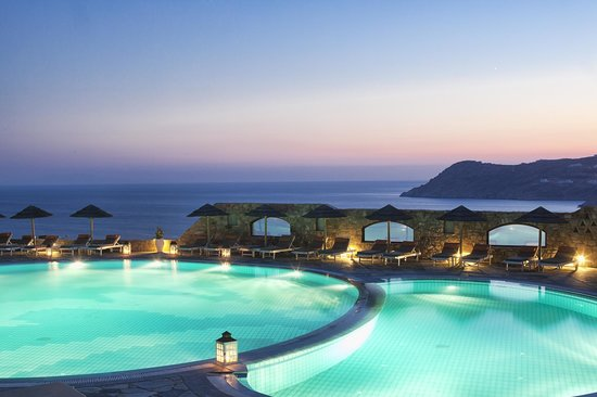 Photo of Royal Myconian Resort & Thalasso Spa Center Mykonos